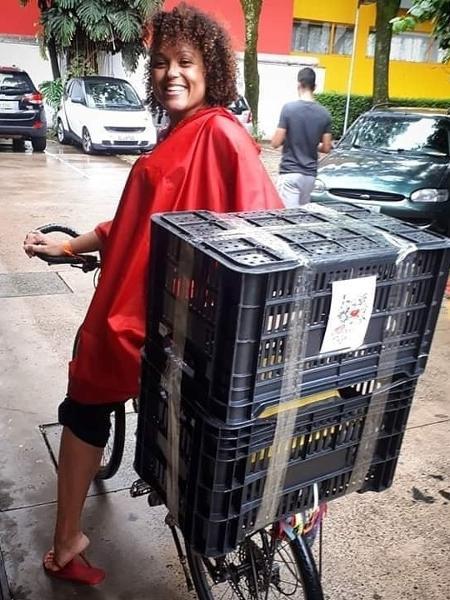 Señoritas Courier é serviço de entregas feito por mulheres e trans - Divulgação