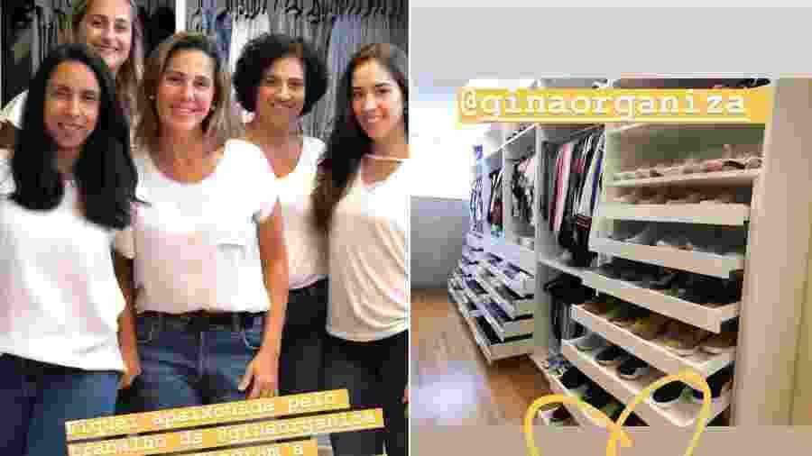 O closet de Bruna Marquezine - Reprodução/ Instagram
