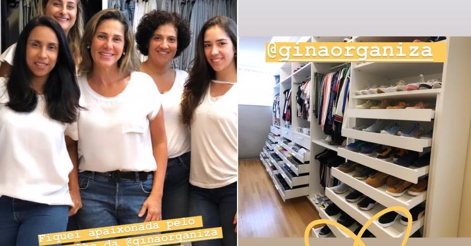 O closet de Bruna Marquezine