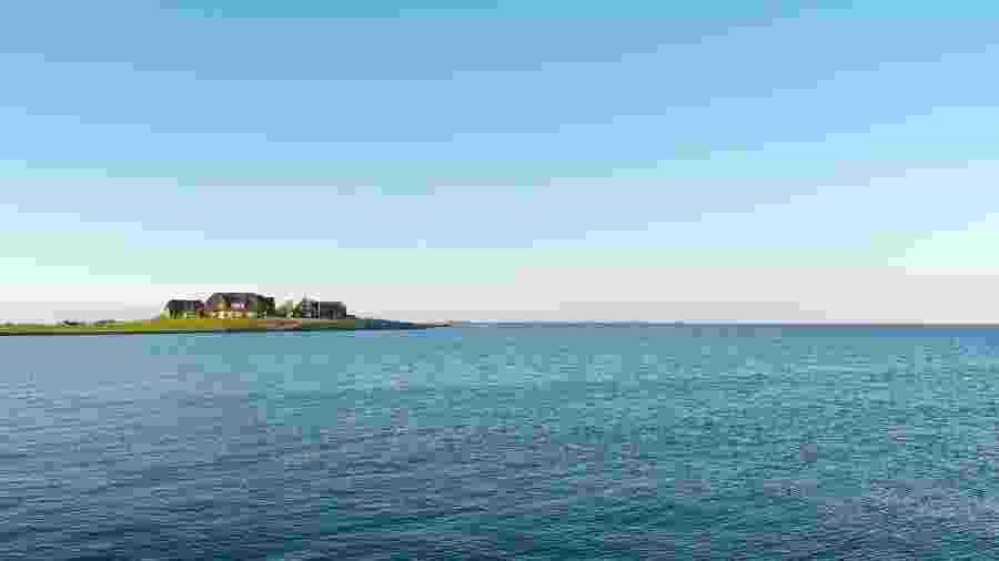 Ilhas Hallig, na Alemanha - iStock