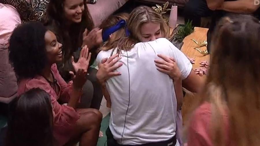 BBB 20 - Daniel conversa com sisters - Reprodução/Globoplay