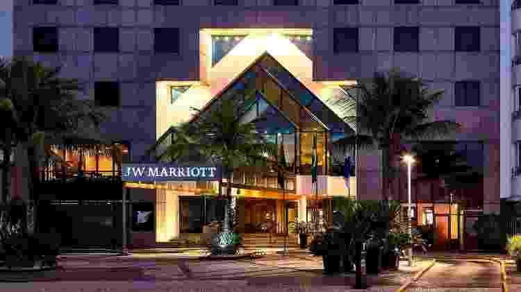 JW Marriott Rio de Janeiro - Divulgação - Divulgação