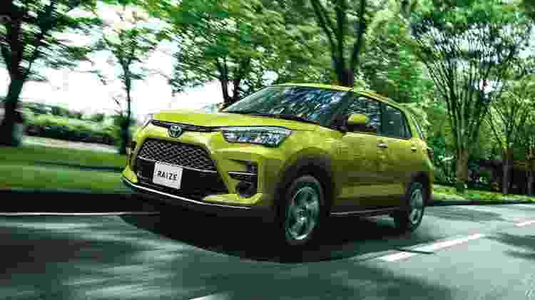 Toyota Yaris Cross Hybrid 1 - Divulgação - Divulgação