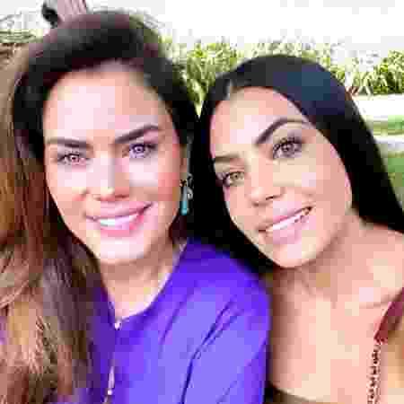 Laura Proença e Jeniffer Setti  - Divulgação  - Divulgação