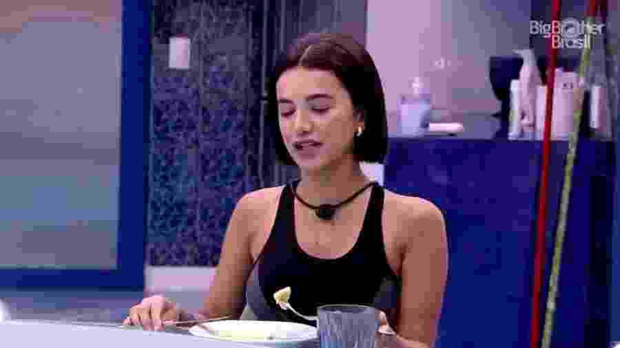 BBB 20 - Manu na cozinha vip - Reprodução/Globoplay