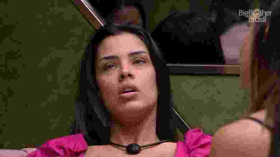 BBB 20 - Ivy conversa com sisters - Reprodução/Globoplay
