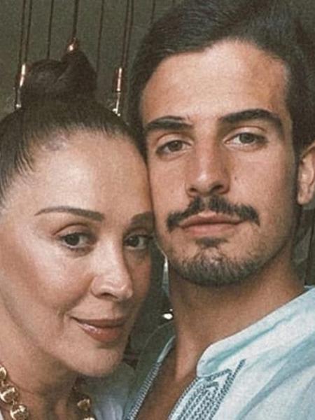Cláudia Raia e Enzo Celulari - Reprodução/Instagram