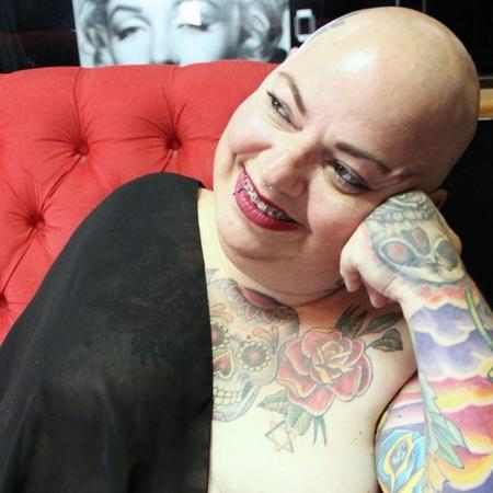 Márcia Gori, ativista pela sexualidade da mulher com deficiência  - Arquivo Pessoal