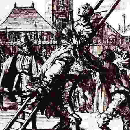 Dezenas de milhares de mulheres foram queimadas na fogueira na Europa medieval sob acusação de bruxaria - Getty Images