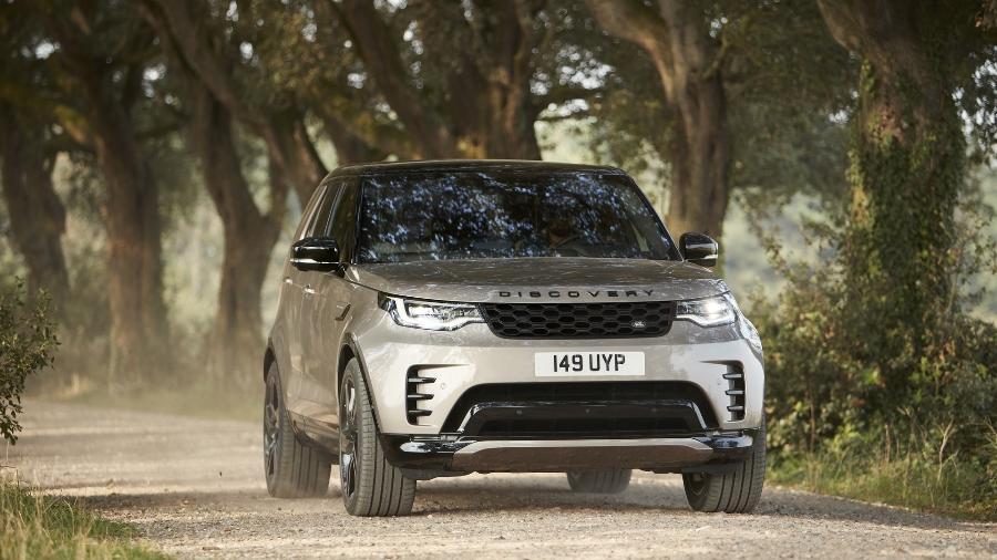 Land Rover Discovery 2021  - Divulgação