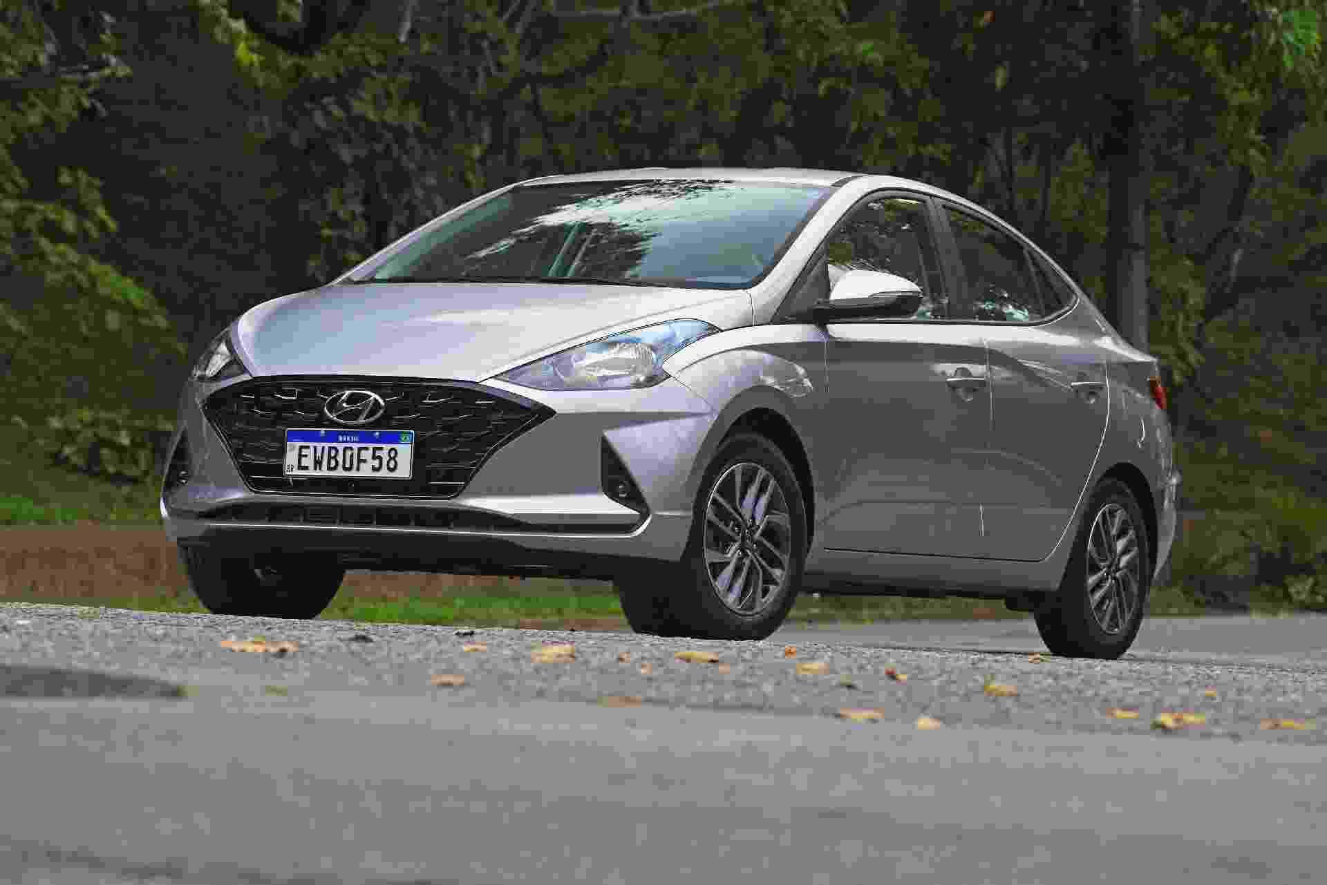 Hyundai HB20S Evolution 1.0 Turbo - Murilo Góes/UOL