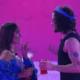BBB 21: Thaís e Fiuk na festa 'Olho no Olho' - Reprodução/ Globoplay