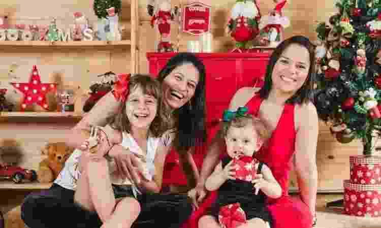 Cristina martins familia - Arquivo pessoal - Arquivo pessoal