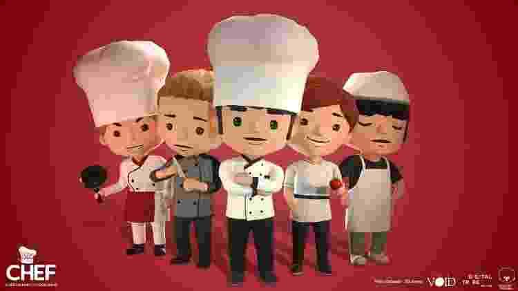 Chef Game - Divulgação/Steam - Divulgação/Steam