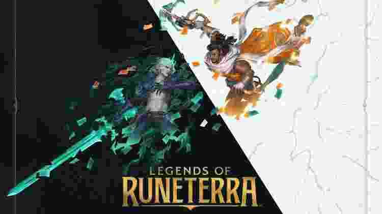 Legends of Runeterra - Viego Akshan - Sentinelas da Luz - Divulgação/Riot - Divulgação/Riot