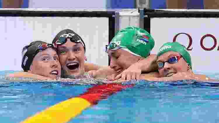 olimpiadas - Maddie Meyer/Getty Images - Maddie Meyer/Getty Images