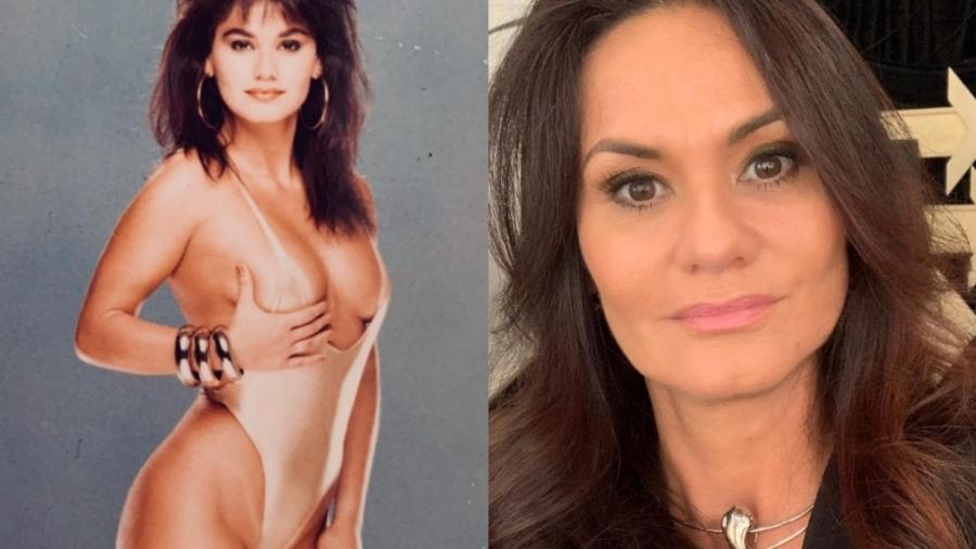 Magda Cotrofe lembra foto da capa da revista Playboy - Reprodução/Instagram