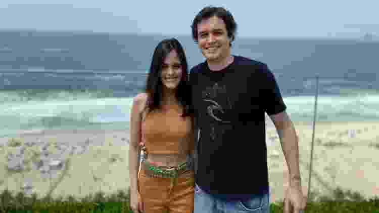 Felipe Dylon era o maior crush de Mayra na adolescência - Arquivo pessoal - Arquivo pessoal