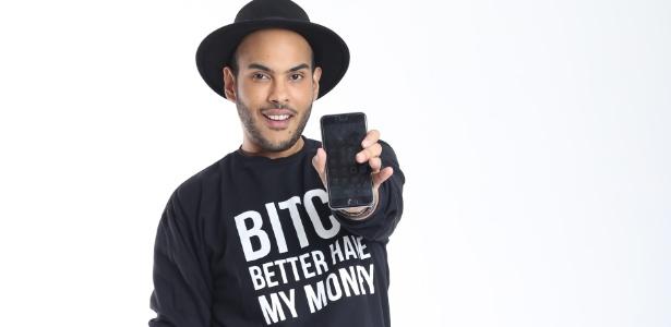 Bruno Rocha, o Hugo Gloss, tem milhões de seguidores nas redes sociais