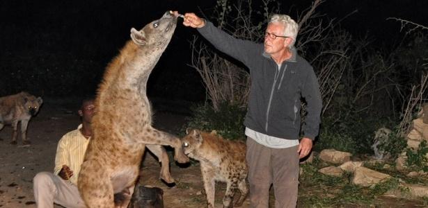 O encontro com as hienas acontece na cidade de Harar - Rod Waddington/Creative Commons