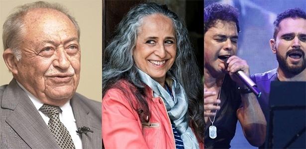 Miguel Arraes, Maria Bethânia, Zezé Di Camargo e Luciano são temas das escolas