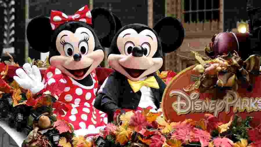 A Disney é a terra da fantasia, mas tem regras que precisam ser seguidas - Getty Images