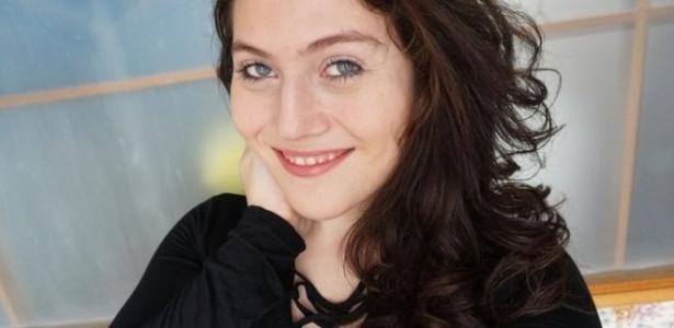 A youtuber transexual brasileira Amanda Guimarães, do canal Mandy Candy - Arquivo pessoal