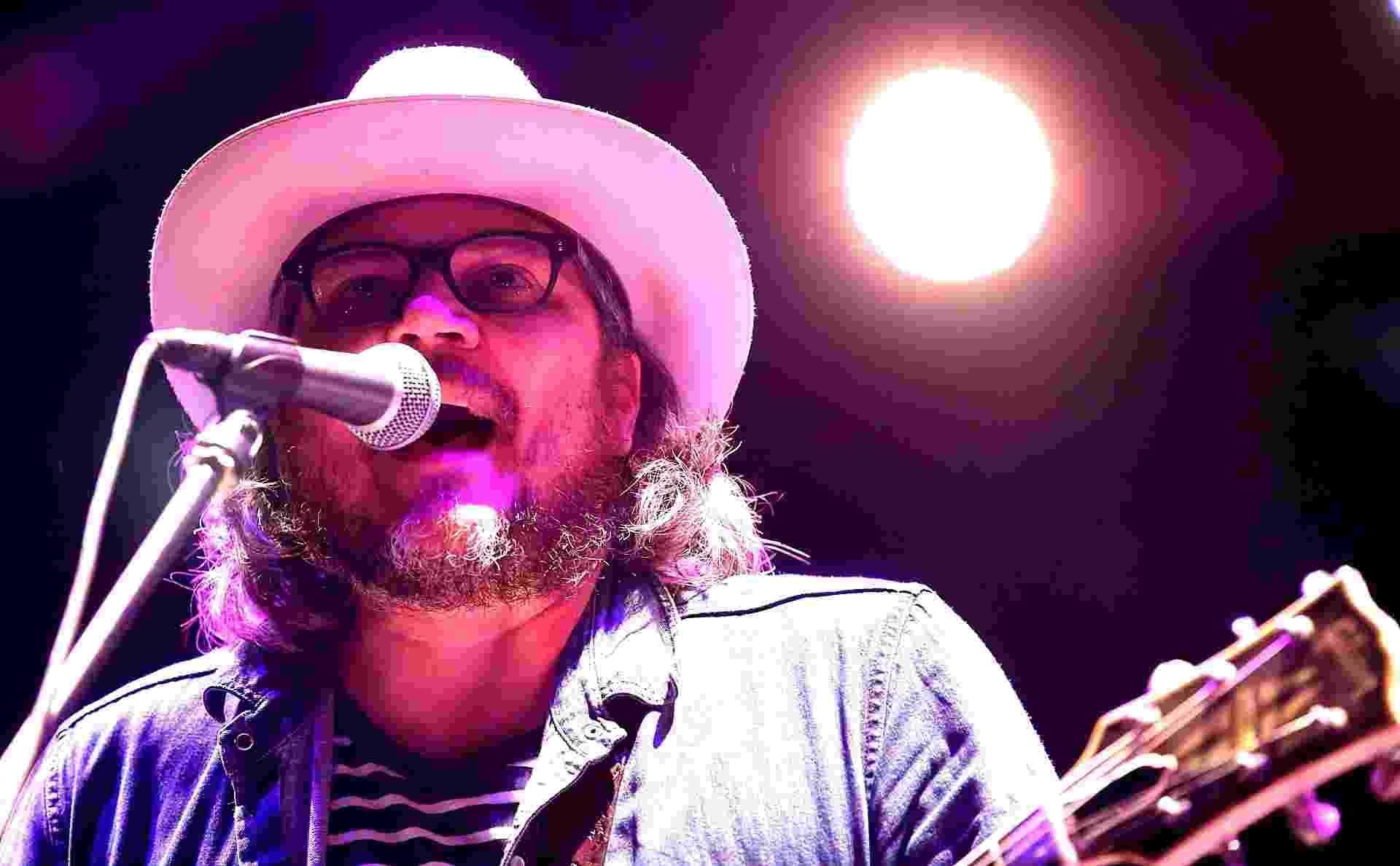 8.out.2016 - Com ingressos esgostados, Wilco faz show no Popload Festival em São Paulo - Flávio Florido/UOL