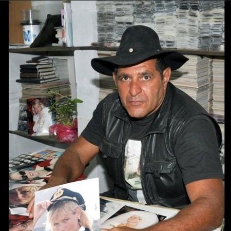 Xicão Jones trabalhou como fotógrafo da Xuxa durante 13 anos - Reprodução/Facebook/xicaojones
