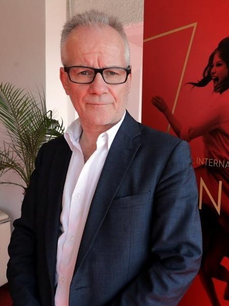 Thierry Frémaux, diretor do Festival de Cannes - Eric Gaillard/Reuters