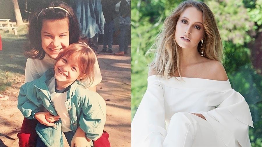 """A atriz fez sua estreia em novelas aos 4 anos, em """"Éramos Seis"""" (1994), do SBT. Na emissora, ela atuou em """"Colégio Brasil"""" (96) e """"Chiquititas"""" (97). Em """"Chiquititas"""", a atriz chamou a atenção da Globo e foi convidada para atuar em """"Laços de Família"""" (2000). Em """"O Clone"""" (2001), ela viveu Khadija. De volta à Globo, aos 26, Carla vive a periguete Carine, amante de Rubinho em """"A Força do Querer"""""""