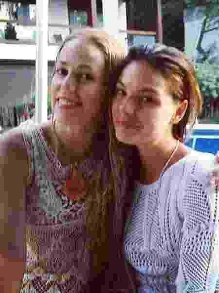 """Mirella Ferraz preparou Isis Valverde para praticar o sereismo em """"A Força do Querer"""" - Arquivo Pessoal - Arquivo Pessoal"""