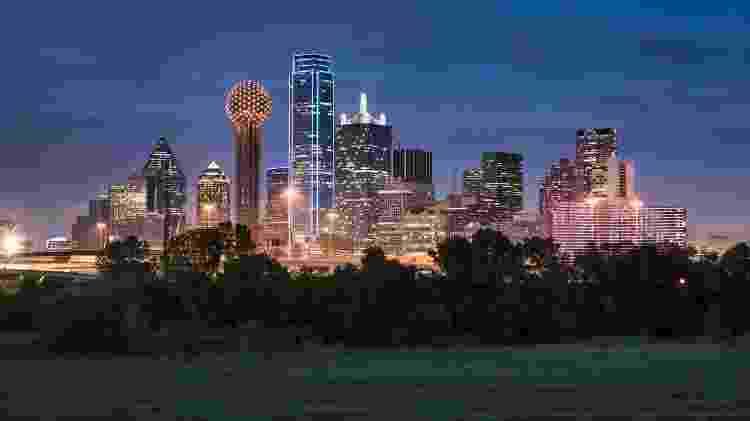 Dallas, nos Estados Unidos - Pgiam/Getty Images/iStockphoto - Pgiam/Getty Images/iStockphoto