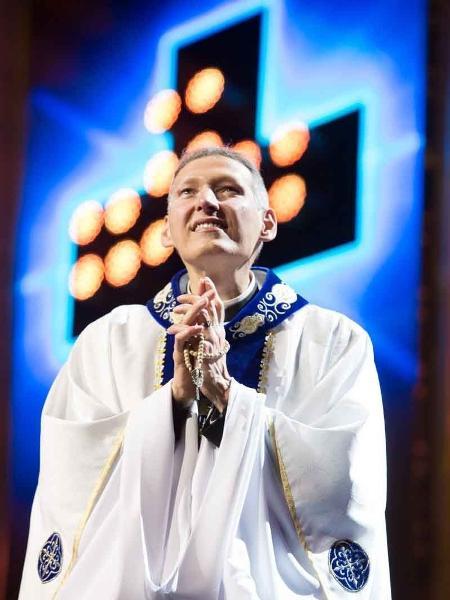 Padre Marcelo Rossi ganha novo horário na rádio Globo  - Divulgação