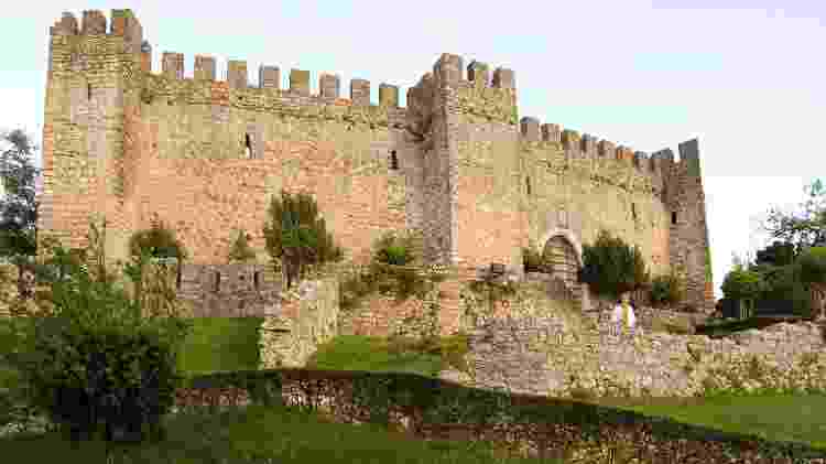 O Castelo de Pombal - Ricardo Ribeiro/UOL - Ricardo Ribeiro/UOL