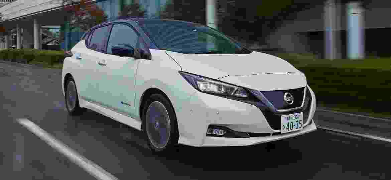 Elétricos como o Nissan Leaf são novidades para muitos, mas estão longe de ser inovadores - Divulgação