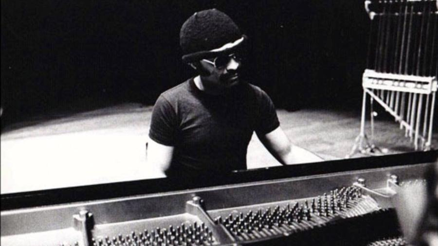 O pianista Cecil Taylor - Reprodução