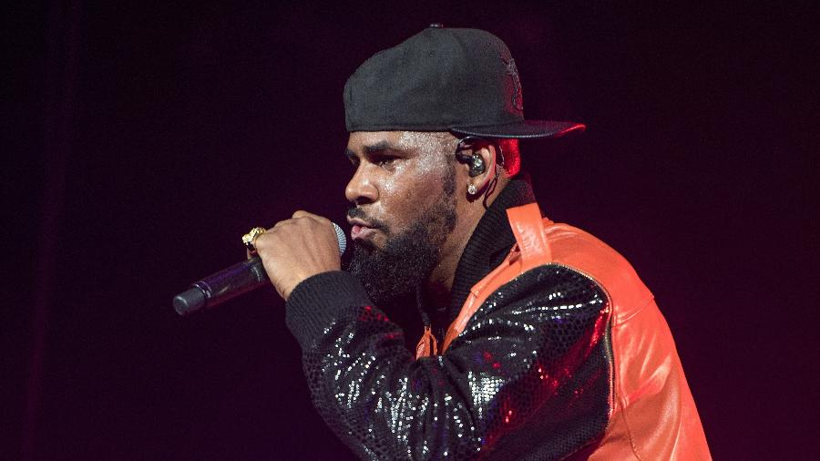R Kelly - Getty Images