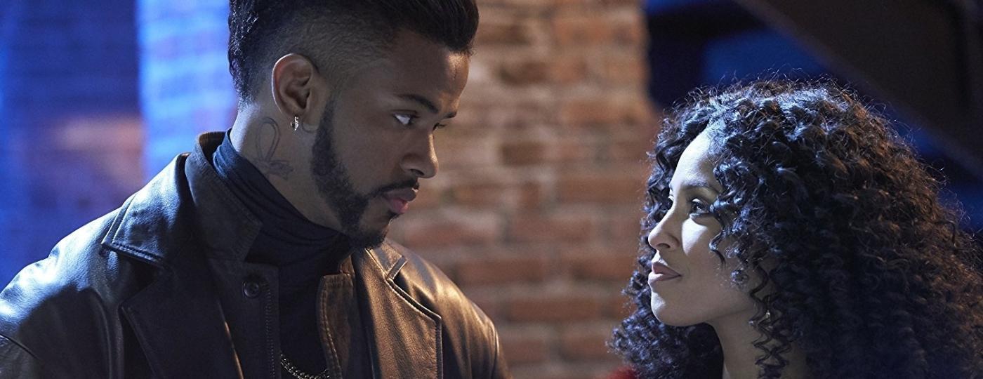 """Trevor Jackson e Lex Scott Davis em """"SuperFly"""" (2018) - Divulgação"""