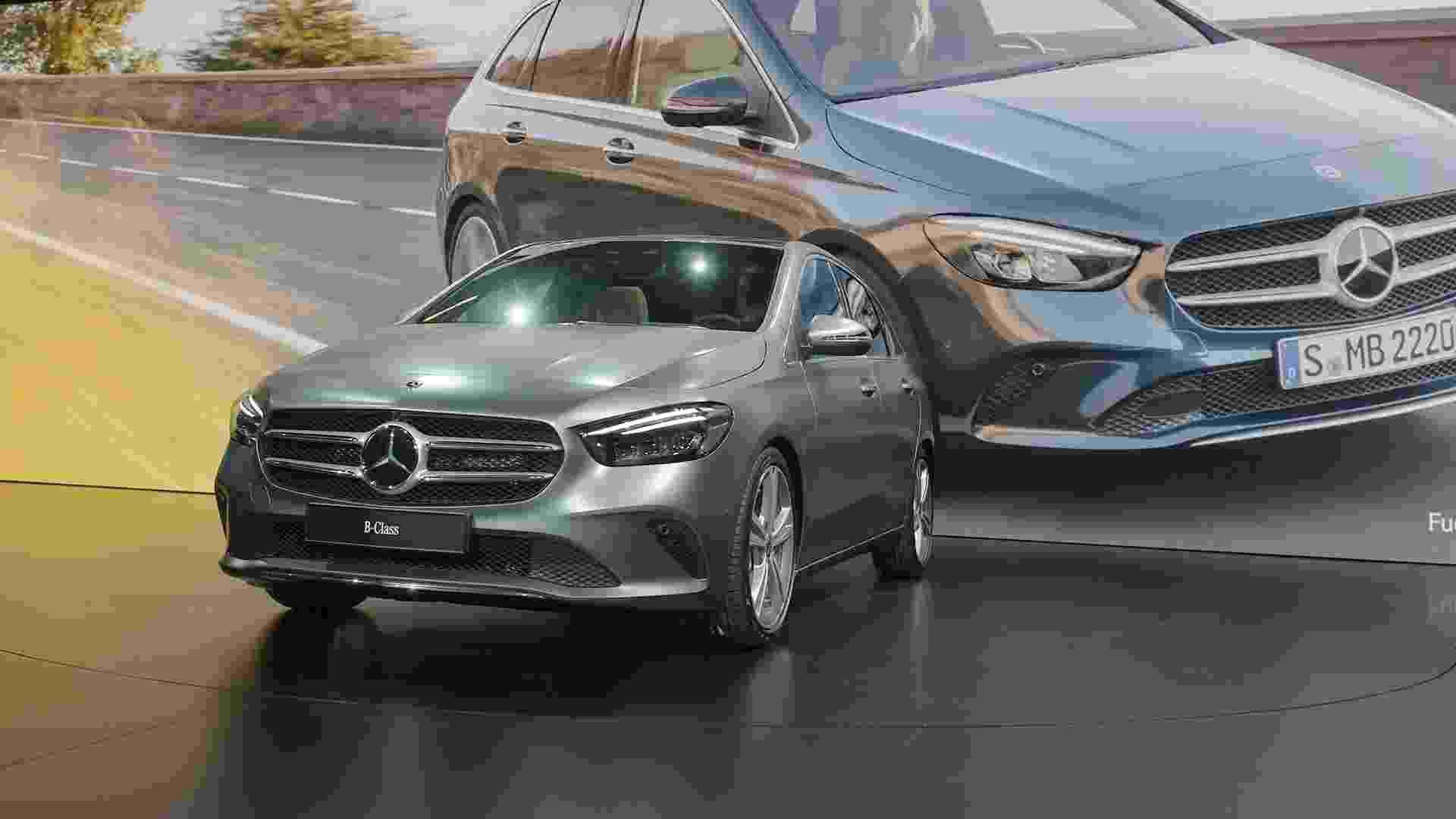 Mercedes-Benz Classe B 2019 - Newspress