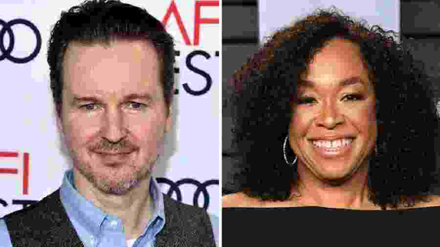 Shonda Rhimes e Matt Reeves  - Alberto E. Rodriguez/Getty Images/Jon Kopaloff/WireImage