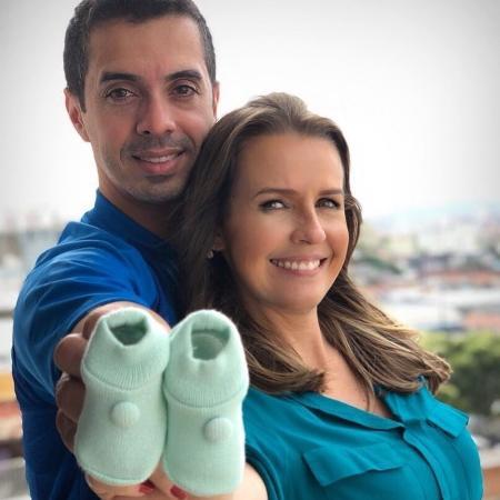Silvana Ramiro e o marido, Rafael Dias, anunciam gravidez - Reprodução/Instagram/silvanaramiro