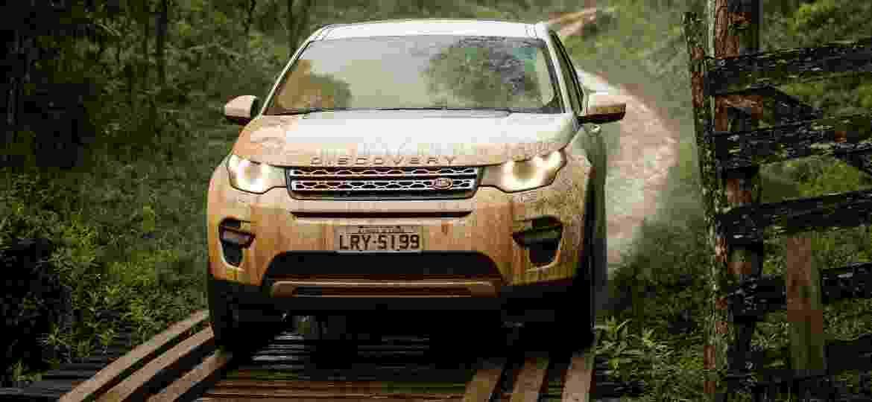 Land Rover Discovery Sport Flex, assim como Evoque Flex, substituem versões a gasolina - Victor Eleuterio/Divulgação