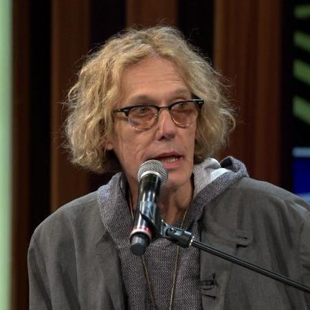 """Eduardo Dussek no """"Conversa com Bial"""" - Reprodução"""