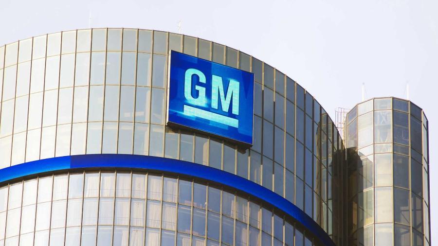 General Motors headquarters Renaissance Center downtown Detroit - Divulgação