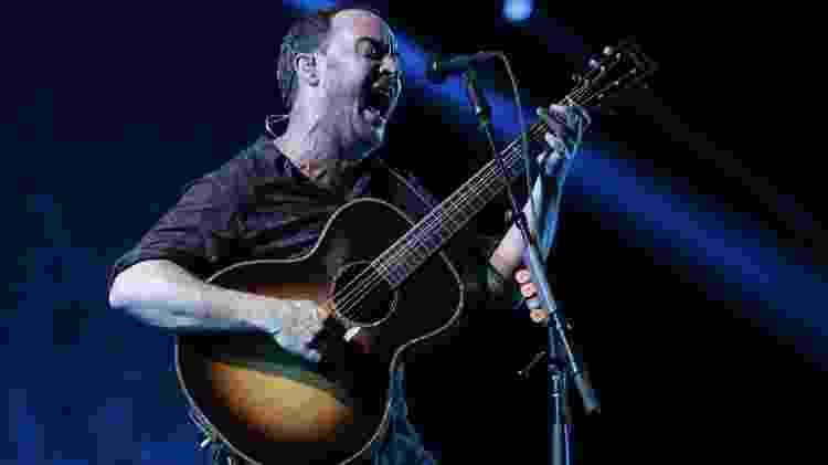 Dave Matthews Band se apresenta no Summer Break Festival, em 2013 - Fabio Braga/Folhapress - Fabio Braga/Folhapress