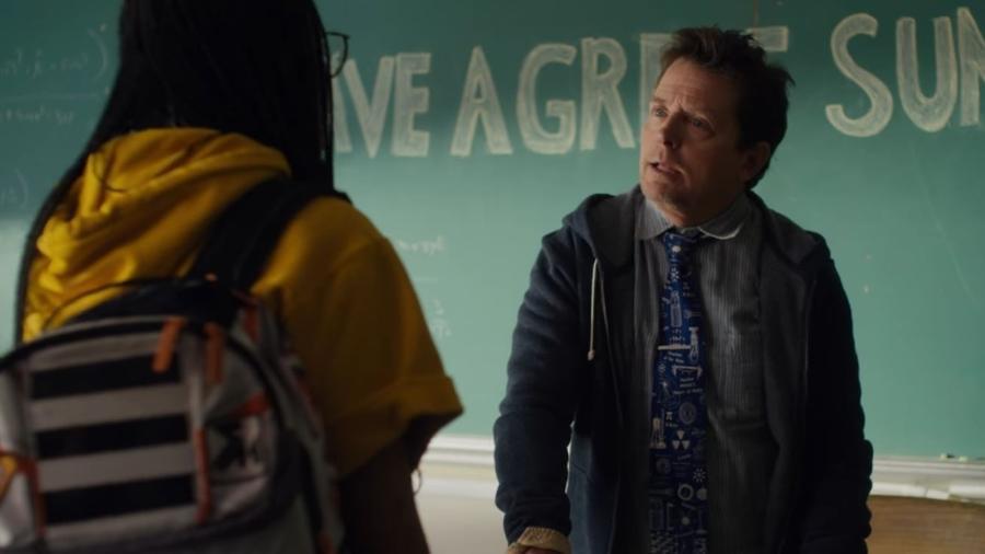 """Michael J. Fox faz participação especial no filme """"A Gente Se Vê Ontem"""" - Divulgação"""