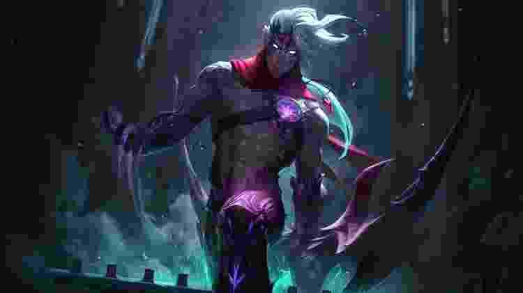 League of Legends - Varus - Reprodução - Reprodução