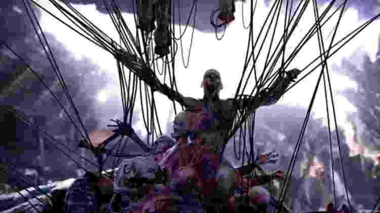 Imagem conceitual da nova série derivada de Walking Dead - Reprodução