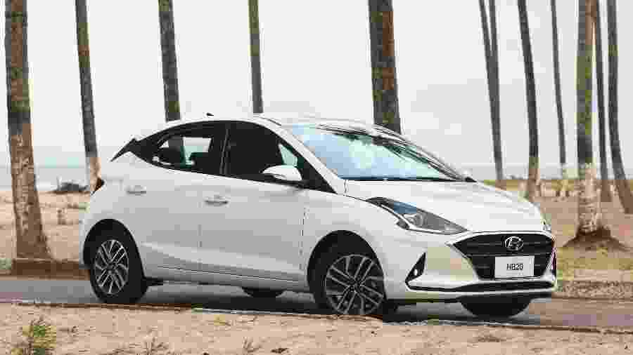 Avaliação Hyundai HB20 2020 - Murilo Góes/UOL